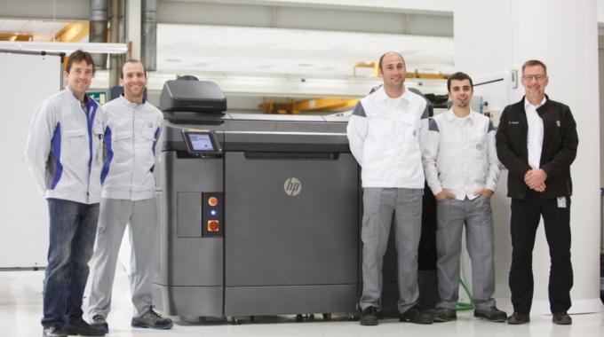 Impresión 3D En El Grupo Volkswagen Navarra