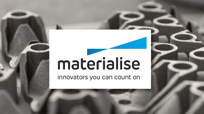 Nuevo Acuerdo Entre Materialise Y 3D Maquinser