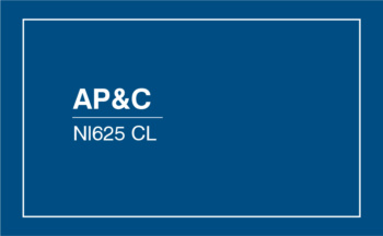 AP&C Ni625 CL