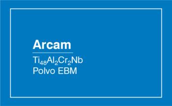 Arcam Ti48Al2Cr2Nb Polvo EBM