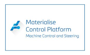 Materialise Control Platform